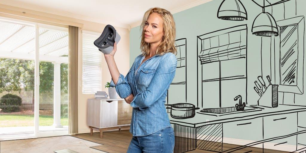 Nicolette Kluijver presenteert nieuw huizenmake-overprogramma 'De Perfecte Verbouwing'