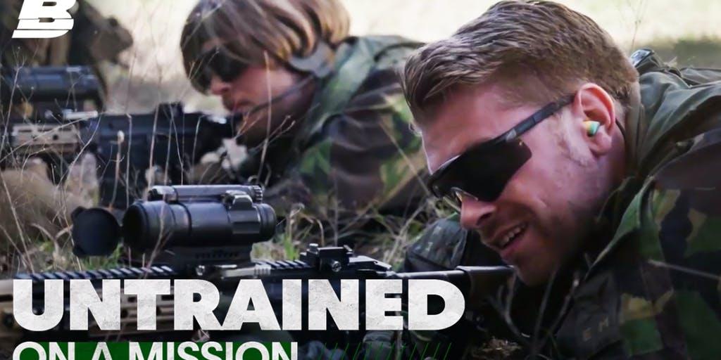 Missie arbeidsmarkt-communicatie voor Defensie gaat next level