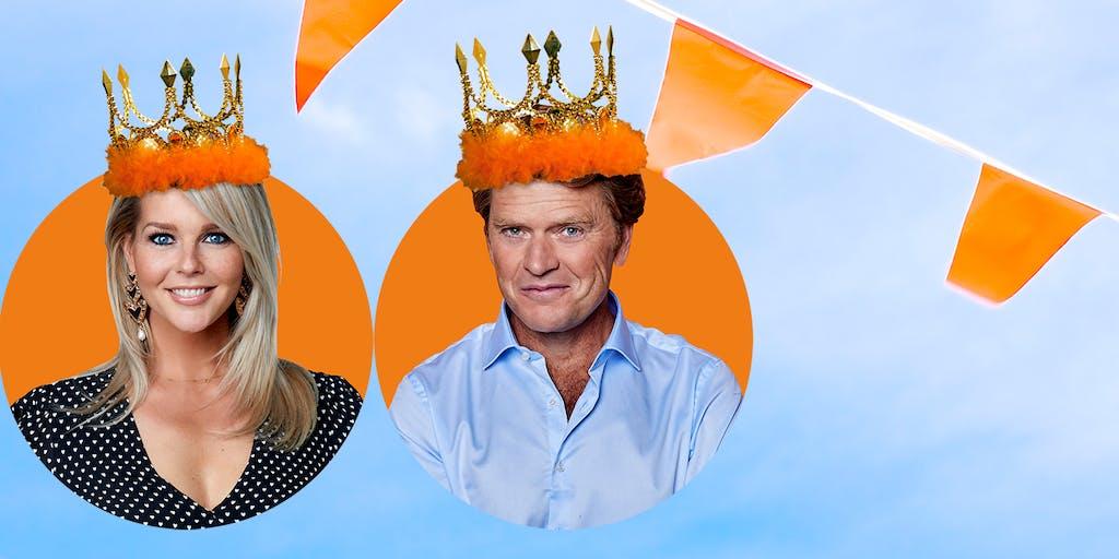 Koningsdag bij RTL 4