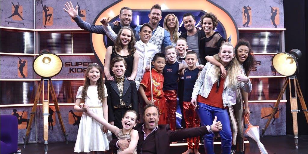 De grootste jonge talenten samen op één podium in gloednieuw seizoen 'Superkids' TST