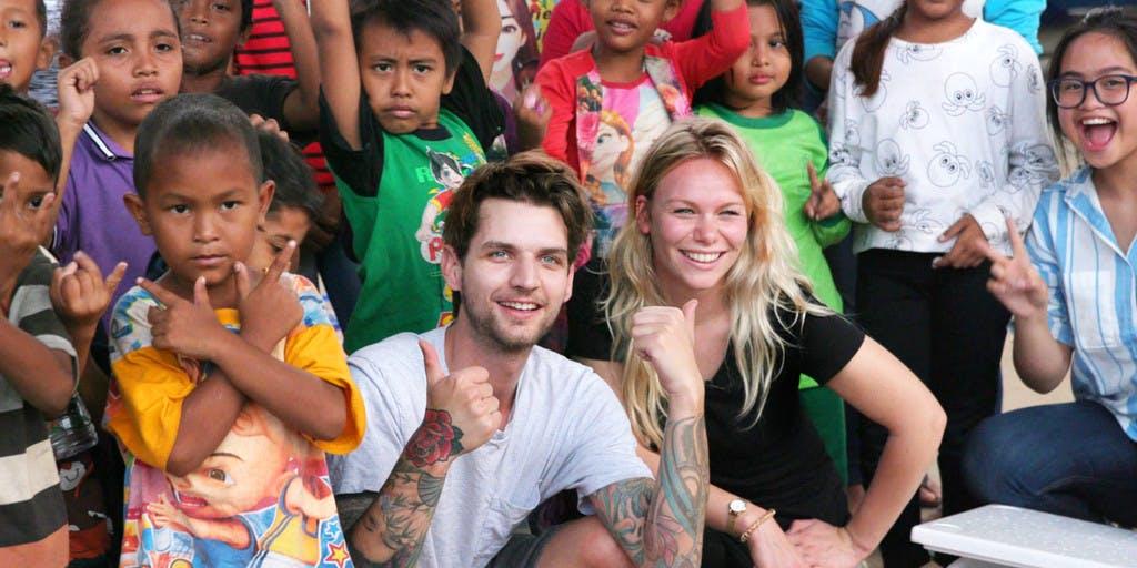 Concentrate brengt drie documentaires over finalisten Internationale Kindervredesprijs van KidsRights