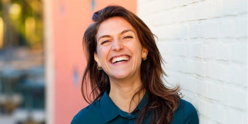 Anna Gimbrere versterkt YouTube-kanaal van Bright