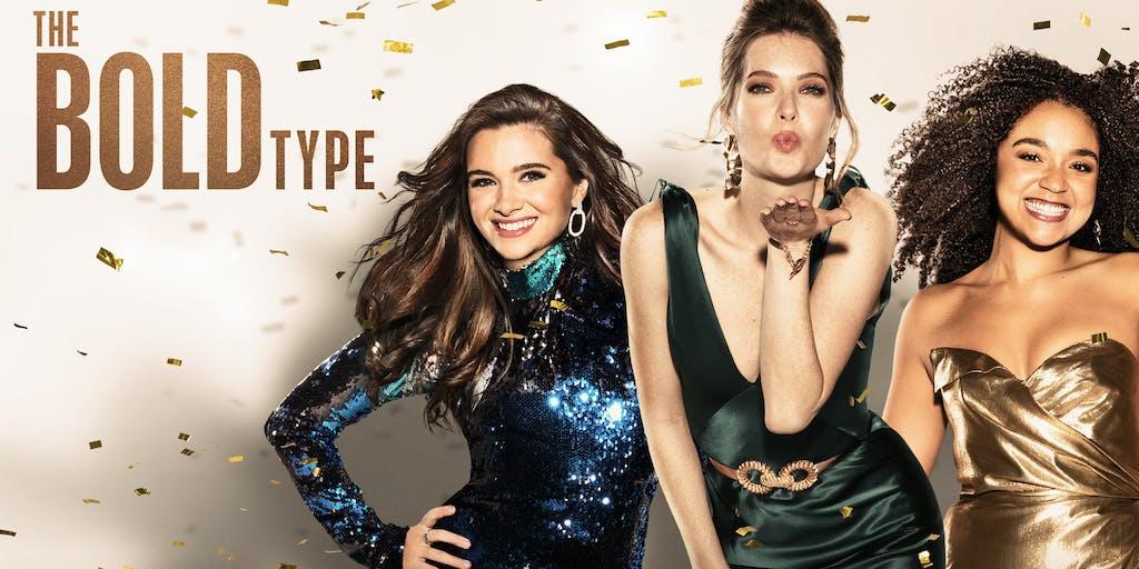 Nieuwste seizoen The Bold Type vanaf 28 mei te zien bij Videoland