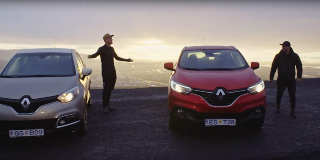 Renault & RTL lanceren vervolg Extreme Roadtrip
