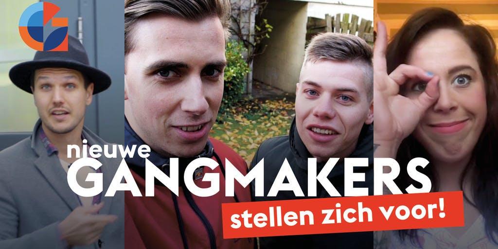 RTL Gangmakers geeft podium aan nieuw talent