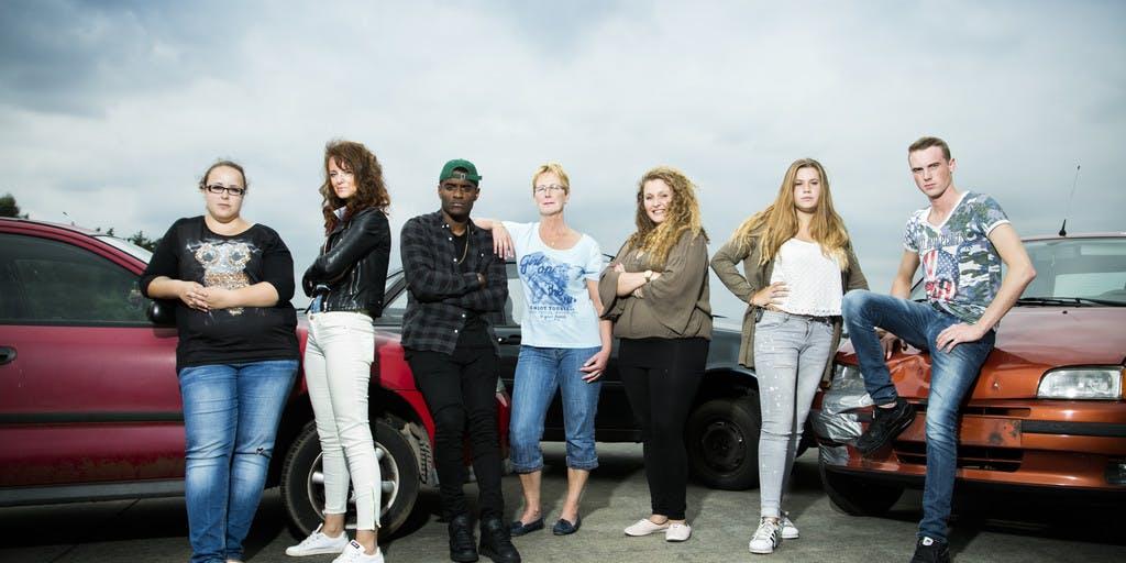 Ruzies, angsten en meer schade dan ooit in 'De Slechtste Chauffeur Van Nederland'