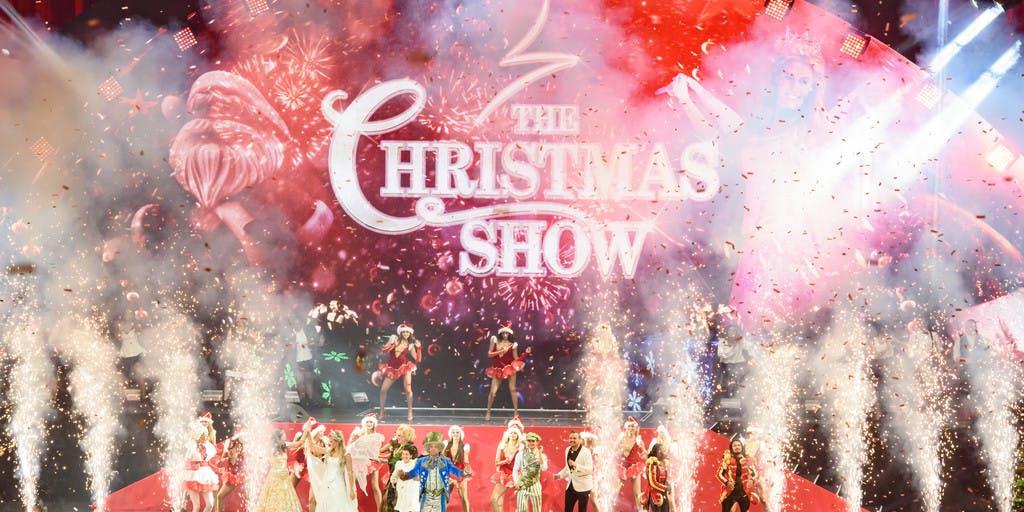 Tv-registratie The Christmas Show 2017 Eerste Kerstdag bij RTL 4 om 20:30 uur