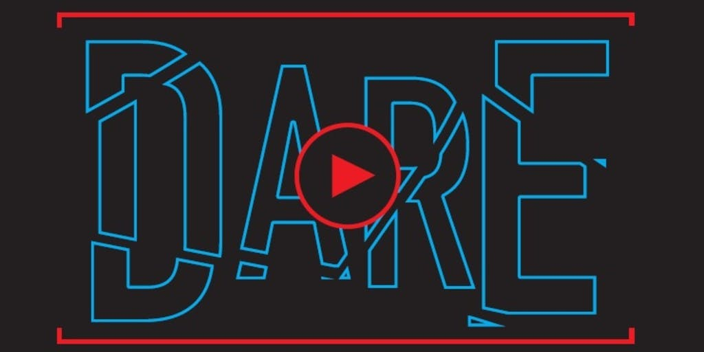 Bekende YouTube-sterren in light-horror-serie DARE bij Videoland