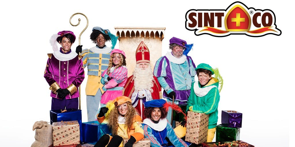 Boeven Druif en Pit azen op Het Grote Boek van Sinterklaas in 'Sint en co: Het Verdwenen Boek'
