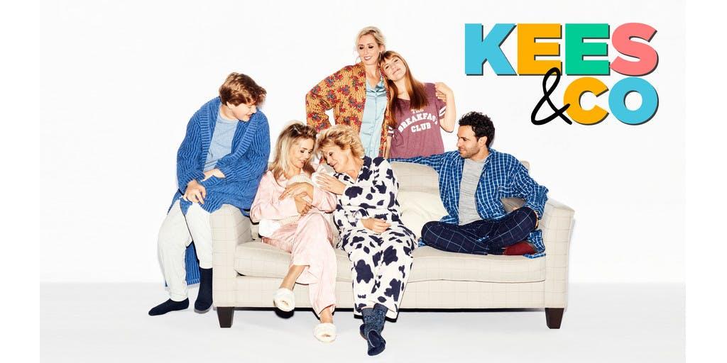 Nieuwe afleveringen 'Kees & Co'vanaf 30 maart bij RTL 4 en Videoland