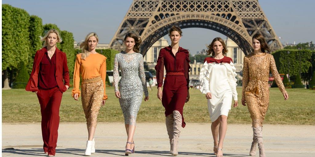 Een unieke blik achter de schermen in: 'Models In Paris: Het Echte Leven'