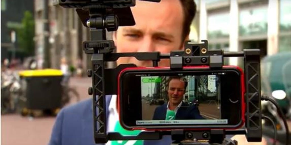 RTL News perfects smartphone reporting
