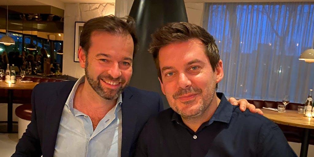 Ruben Nicolai blijft de aankomende vijf jaar bij RTL