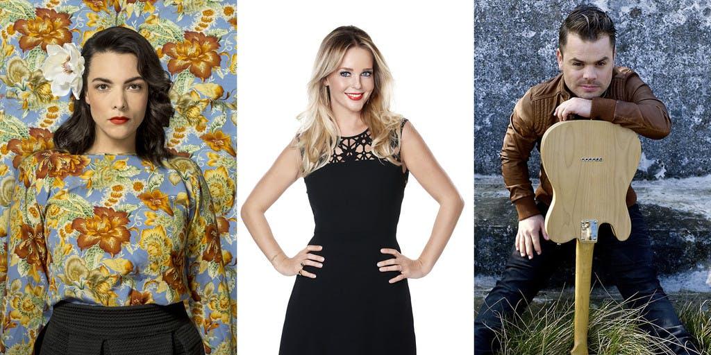 Caro Emerald, Chantal Janzen en Roel van Velzen juryleden 'The Talent Project'