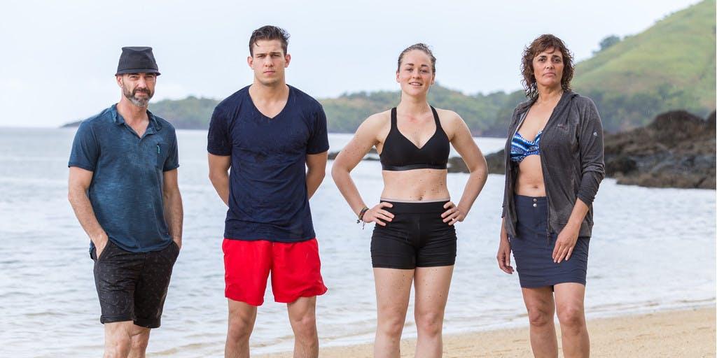 Herold, Carlos, Imke en Marlé veroveren plek tussen de BN'ers in nieuw seizoen 'Expeditie Robinson'