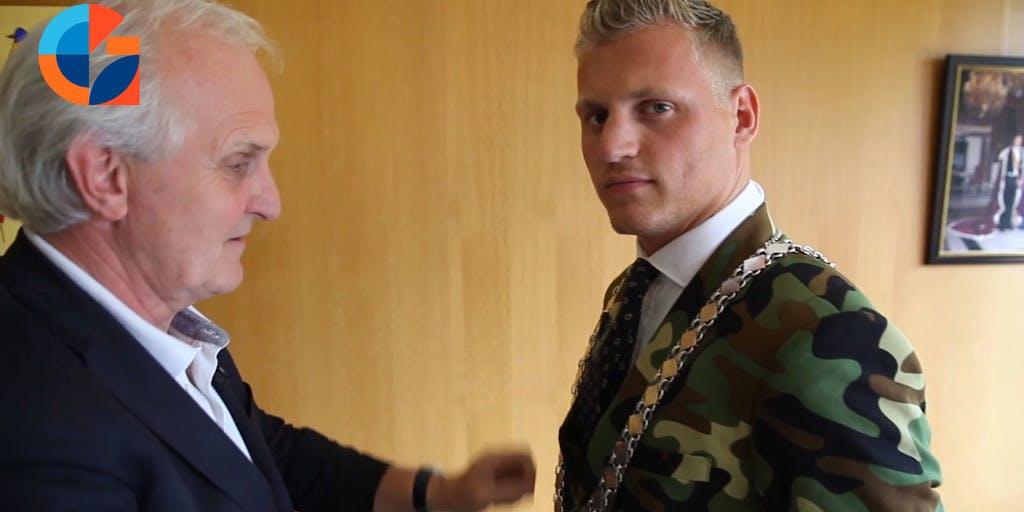 Met De Burgemeester