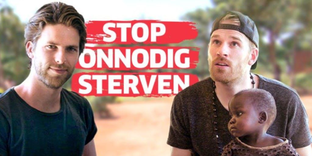 Cordaid, StukTV en RTL Boulevard in actie voor Afrika