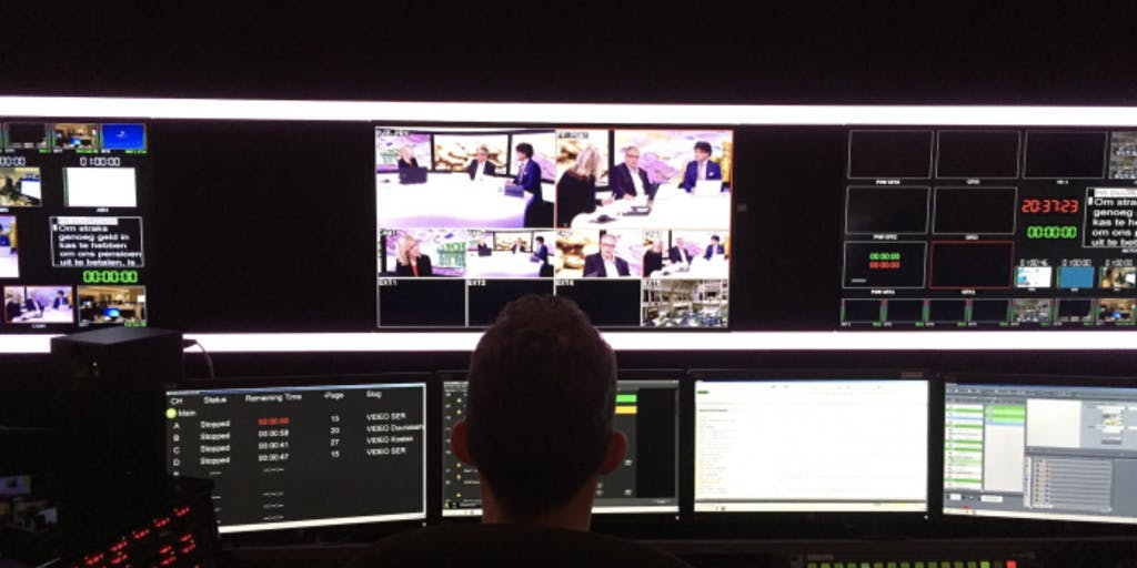 PNO Media valt in prijzen met RTL Z-concept interactieve pensioentelevisie