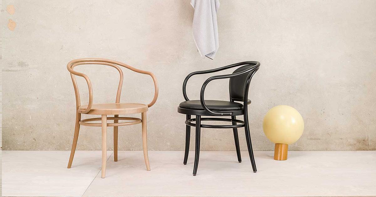 Ton ikoniska designmöbler | Rum21.se