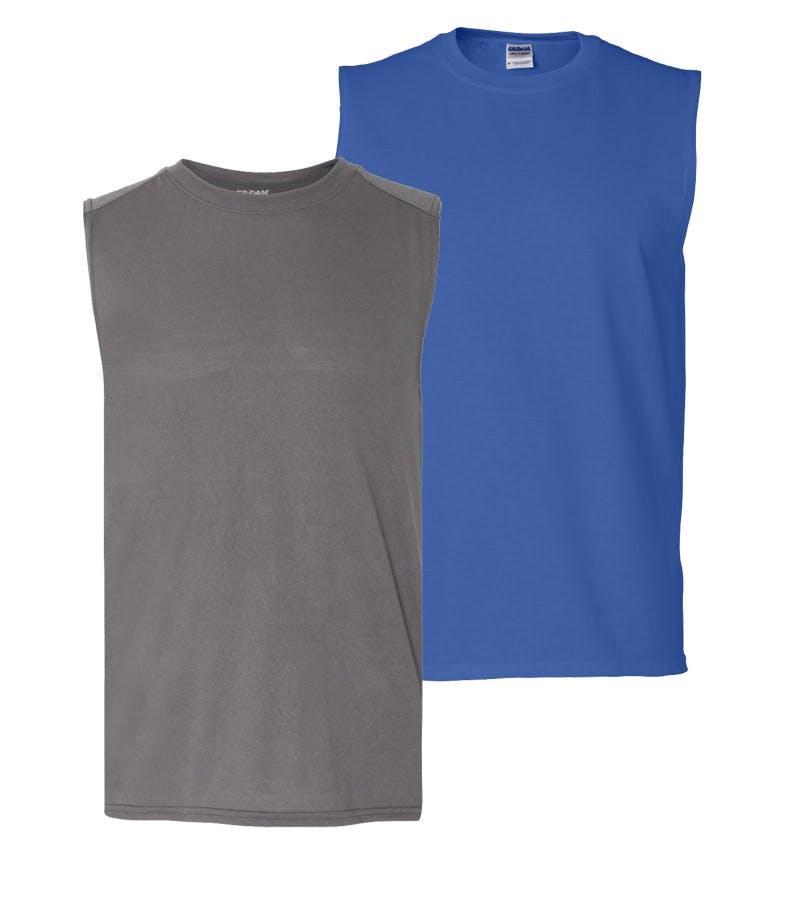 Sleeveless Shirts