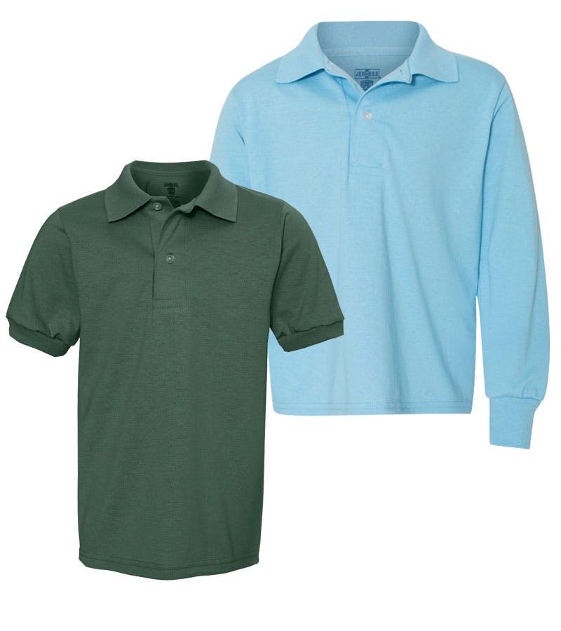Kids' Polo Shirts