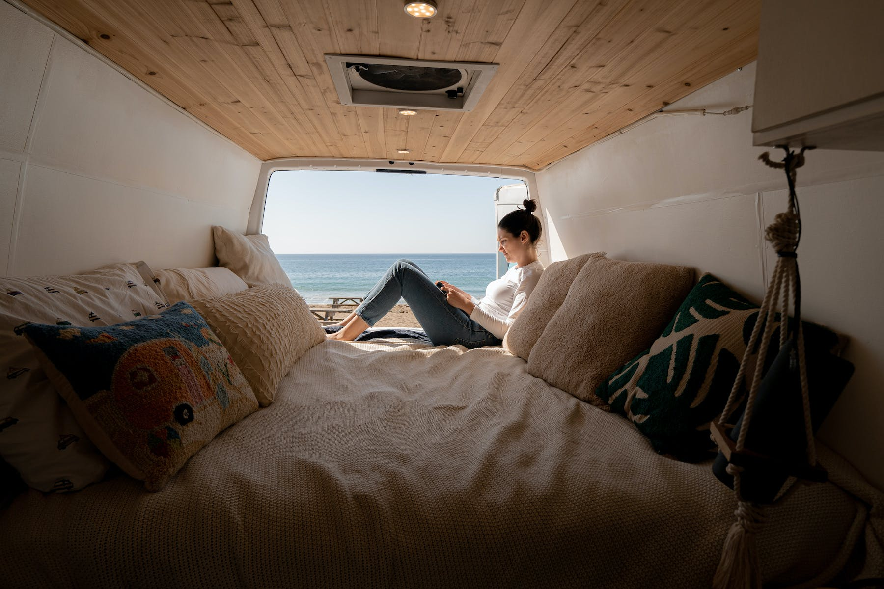 Men's Journal: 6 Ways to Test Out Living the Vanlife Before Committing to It