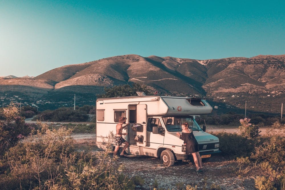 NPR: Not Flying This Summer? Many Americans Are Hitting The Road — In RVs