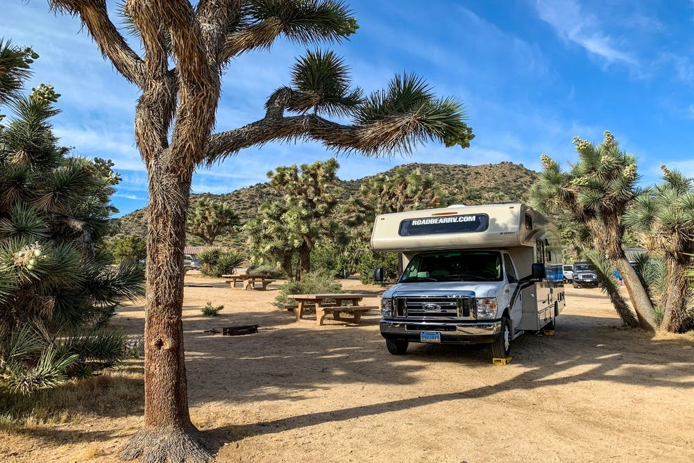 Condé Nast Traveler: A Beginner's Guide to Renting an RV