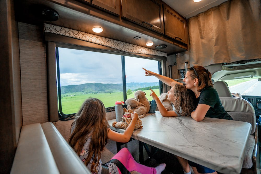 Good Housekeeping: Connected Camping, The Travel Trend Bringing Work to the Great Outdoors