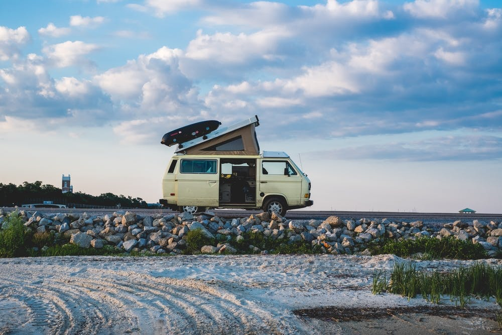 The New York Times: Worried About Social Distancing When Traveling? Join the Crowd and Rent an RV