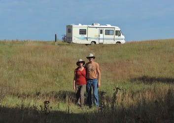 Business Insider: I live in an RV year-round with my husband and our 2 dogs. Here's exactly what it's like
