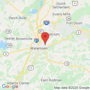 ABC Self Storage – Watertown map