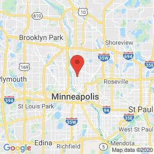 Acorn Mini Storage – 5th Street map
