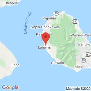 Aloha Self Storage map