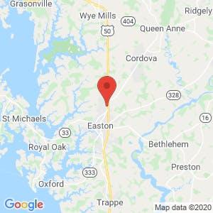 Armored Self Storage Location 2 map
