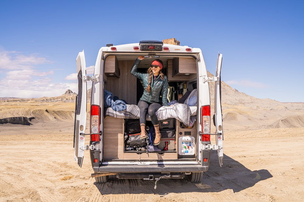 Vice: Can't Get Into Camping? RVShare Lets You Try Out #Vanlife