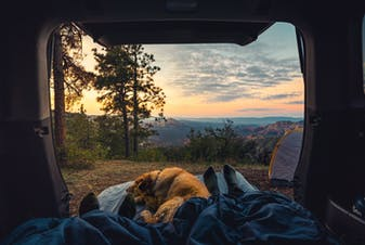 New Survey Finds Campers Prefer RVing Over Tent Camping, Inspiring RVshare to Launch 'Turn In Your Tent' Program