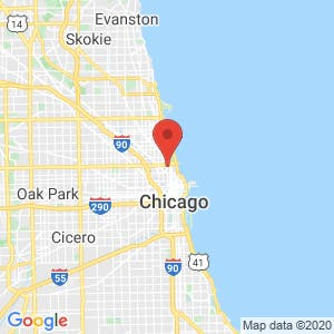 Chicago Northside Storage map