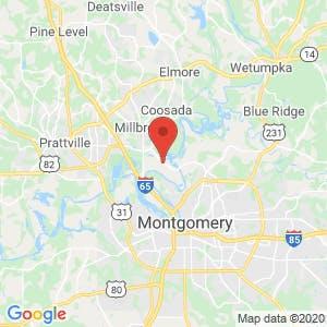 Clarks RV Center map