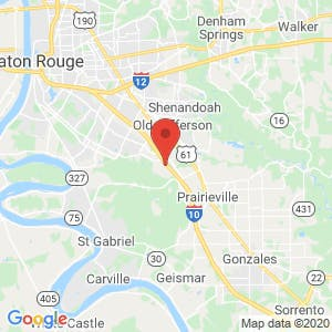 Country Club Recreational Storage map