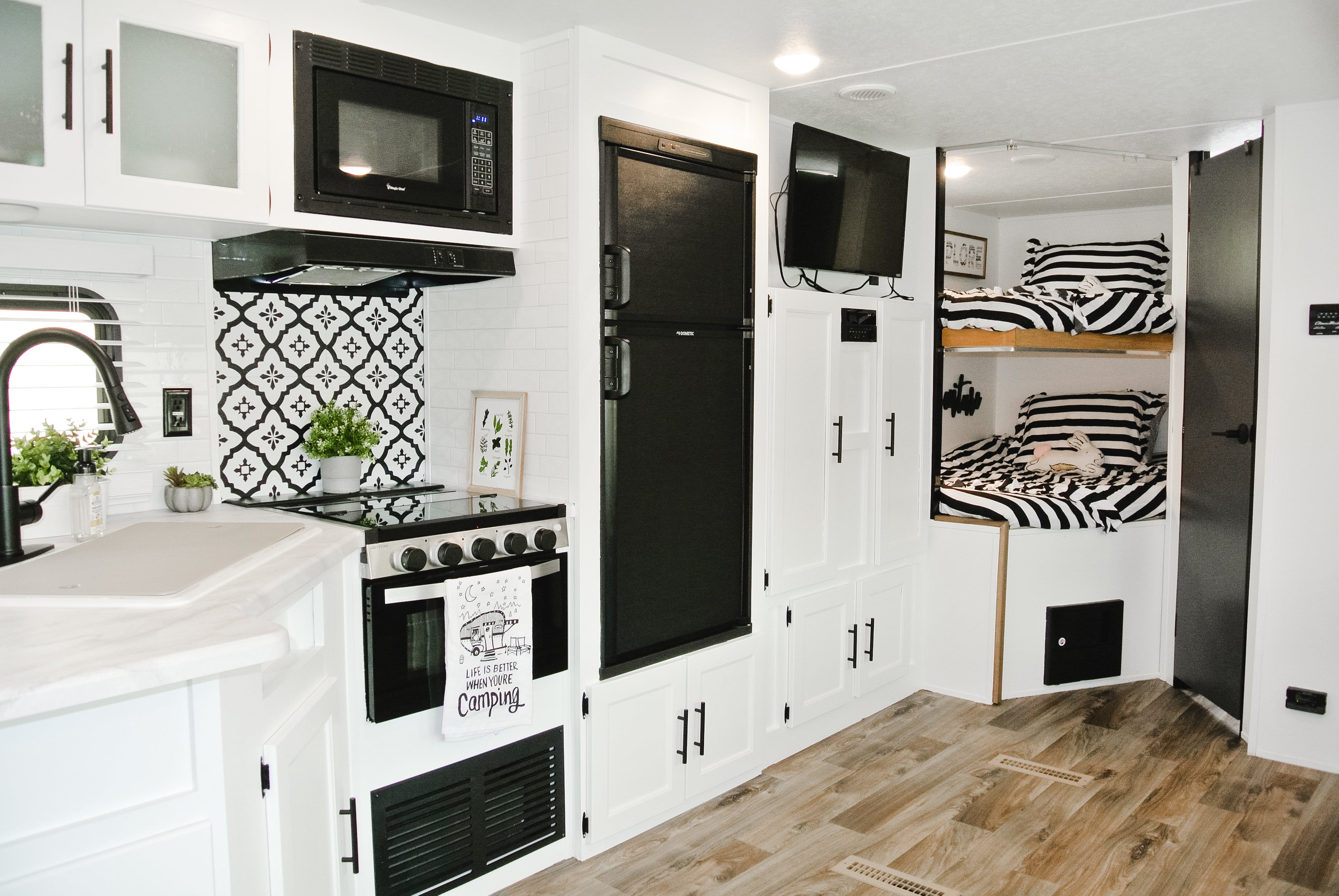 Travel + Leisure: Camping at Disney World is Affordable and Fun - and This RV is an Adorable Way to do it