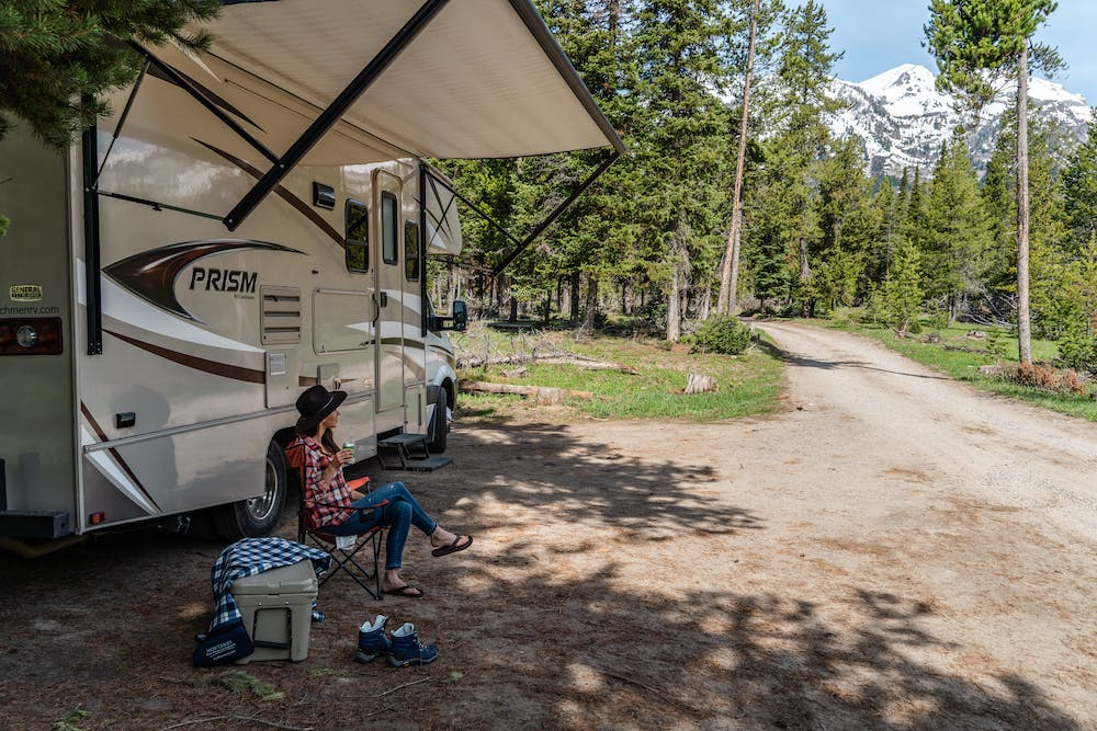 Business Insider: Millennials are flocking to RVs like never before during the pandemic, new data shows