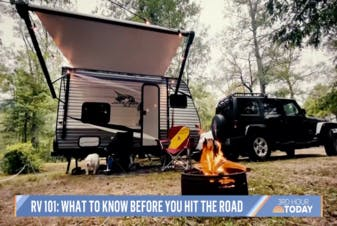 NBC TODAY Show: What To Know Before Renting an RV for a Summer Vacation