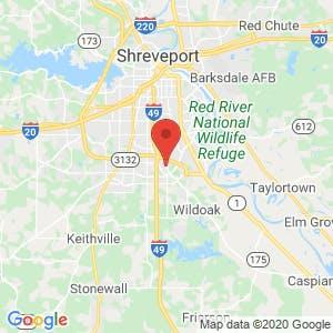 Ellerbe Storage Center map