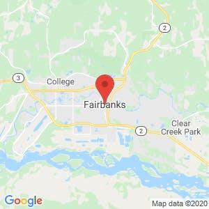 Fairbanks map