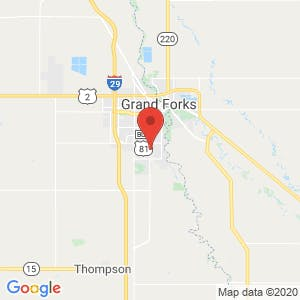 Grand Storage map