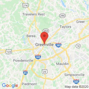 Greenville map