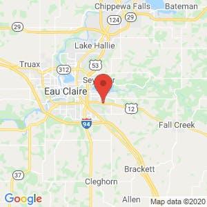 Hillcrest Self Storage LLC map