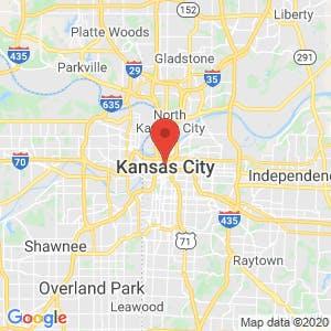 Kansas City map