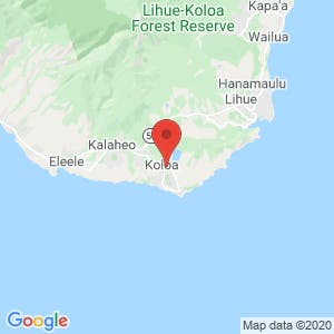 Koloa Self Storage map